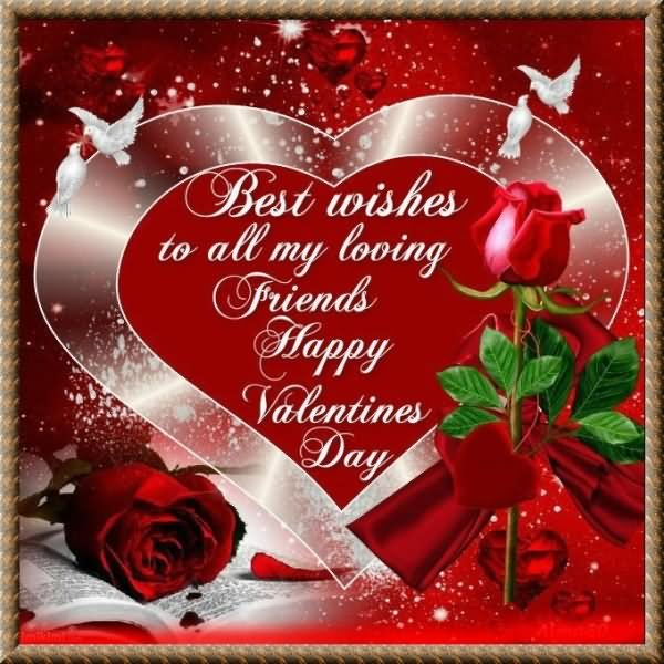 17 valentine day wishes for friends latest 2017 whatsapp text jokes sms hindi indian - Valentine Day Wishes